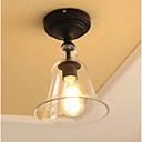 Horn Glass Ceiling Light Bar