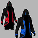 Video Game Assassinator Cosplay Hoodie Cosplay Costume