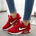 Women's Shoes Hot Sale Suede Low Heel Comfort Fashion All Match Sneakers Outdoor / Casual
