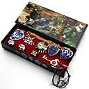 Ystävänpäivä lahja Legend of Zelda metalliseos rintanappi / rengas enemmän tarvikkeet kaulakoru (9pcs)