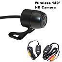 RenEPai® Wireless 120°HD Waterproof Night Vision Car Rear View Camera for 420 TV Lines NTSC / PAL 12V
