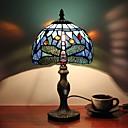 Lampes de bureau-Moderne/Contemporain / Traditionnel/Classique / Rustique/Campagnard / Tiffany / Nouveauté-Résine-Tons multiples