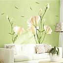miljømæssige lilje formet stue / soveværelse væg sticker