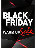 Black Friday Warm Up Sale
