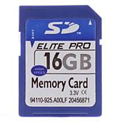 16GB SD/SDHC/SDXCMax Read Speed10 (MB/S)Max Write Speed4 (MB/S)