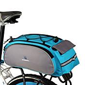 Rosewheel 自転車用バッグ 13L自転車用リアバッグ/自転車用サイドバッグ 自転車用リアバッグ 反射ストリップ 防水 ケトルバッグ内蔵 多機能の 自転車用バッグ サイクリングバッグ サイクリング/バイク