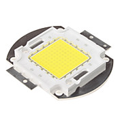 DIYの100W 8000-9000LM 6000-6500Kナチュラルホワイトライト内蔵LEDモジュール(33-35V)