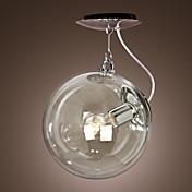 ペンダントライト ,  現代風 ボール形 陽極処理 特徴 for ミニスタイル メタル リビングルーム ベッドルーム ダイニングルーム キッチン