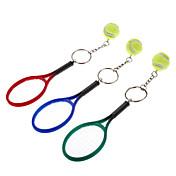 Set Tenis estilo llavero (color al azar)