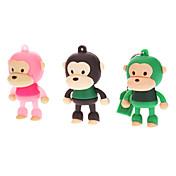 8GB Cute Guma Monkey USB Flash Drive