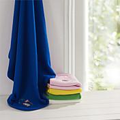 "Franela Azul Animal 100% Algodón mantas W30"" x L30"" (W76 x L76cm)"