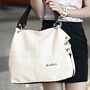 Beibei Frauen PU-Leder Freizeittasche (W33cm H32cm)