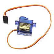 TowerPro SG90 1.5kg/0.3sec 9g servo micro (azul)