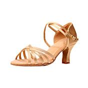Sapatos para Dança de Salão Feminino de Cetim (diversas cores)