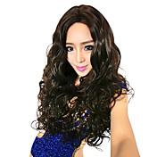 Pelucas para mujeres Ondulado Las pelucas del traje Pelucas de Cosplay