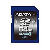 ADATA 64GB SDカードサポート メモリカード UHS-I U1 クラス10
