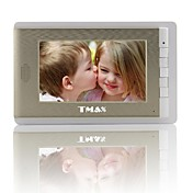"""500TVLナイトビジョンカメラでビデオドア電話を撮影tmax®7 """"LCD"""