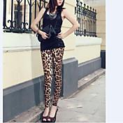 Women's Fashion Leopard Leggings