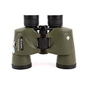 Esdy 8X50 mm 双眼鏡 防水 耐候性 ミリタリー 軍隊 ナイトビジョン 一般用途向け ハンティング BAK4 全面マルチコーティング 357ft/1000yds センターフォーカス