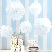 Papel de Perla Decoraciones de la boda-4Piece / Set Primavera Verano Otoño Invierno