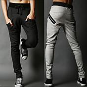 Pantalones ( Algodón Compuesto )- Bodycon/Casual