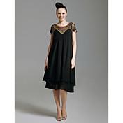 CONCHITA - kjole til cocktail i Chiffon
