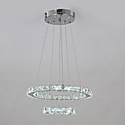 シャンデリア ,  クラシック クロム 特徴 for LED メタル リビングルーム ダイニングルーム 廊下