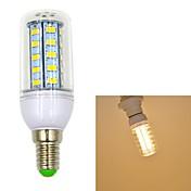 5W E14 Bombillas LED de Mazorca T 36 SMD 5730 550 lm Blanco Cálido AC 100-240 V