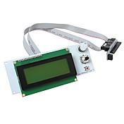 "geeetech lcd2004 controlador inteligente módulo 3 ""display LCD para impressora 3D"