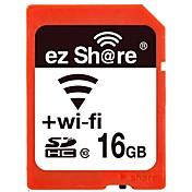 ez Share 16GB SD Card wifi tarjeta de memoria Clase 10