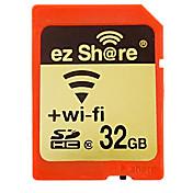 ez Share 32GB 無線LAN SDカード メモリカード クラス10