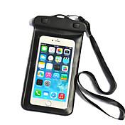 iPhone 6 / 6plus / 5 / 5S / 5C、その他(アソートカラー)用のストラップ付きのスイミング電話ポーチ20メートルの防水携帯電話バッグ