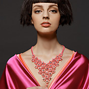 Collar Aniversario/Fiesta/Ocasión especial Cristal Aleación De mujeres
