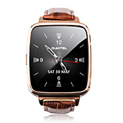oukitel A28 mt2502a ips 1.54 pulgadas bluetooth 4.0 reloj inteligente de seguimiento de la salud de soporte del monitor del ritmo cardíaco