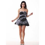 WOMEN - パーティー - ドレス ( コットン ミッドライズ - 長袖