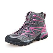 New West Wolf® 登山靴 女性用 アンチスリップ クッション インパクト 耐摩耗性 防水 屋外 本革 合成マイクロファイバーPU ハイキング バックカントリー