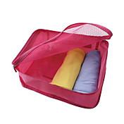 丰途 荷物整理 洗面用具バッグ 携帯式 多機能 のために 小物収納用バッグレッド グリーン ブルー