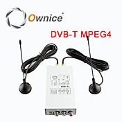ownice車のDVDプレーヤーのための特別なDVB-T MPEG4 TVボックスチューナー