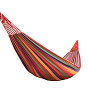 Hamaca para camping Transpirabilidad Muy ligero Lienzo para Senderismo Playa Picnic Al Aire Libre