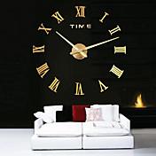 壁時計 - アクリル/メタル/ステンレス鋼 - コンテンポラリー/カジュアル/オフィス - アクリル/メタル/ステンレス鋼
