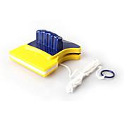limpiador de ventanas magnética de doble cara limpia cristales cepillo superficie útil