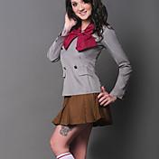 に触発さ 美少女戦士セーラームーン Sailor Mars アニメ系 コスプレ衣装 コスプレスーツ パッチワーク 上着 スカート 靴下 スカーフ 用途 女性用