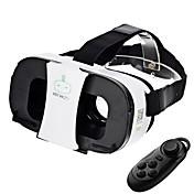 fiit VR 2S仮想現実メガネ+ Bluetoothコントローラ - ホワイト