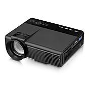 Tvornički OEM CH15 LCD Mini projektor SVGA (800x600) 3000lm LED