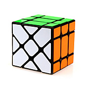 Yongjun® Hladký Speed Cube Alien Rychlost Magické kostky Black Fade ABS