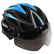 MOON 男女兼用 バイク ヘルメット 25 通気孔 サイクリング サイクリング マウンテンサイクリング ロードバイク レクリエーションサイクリング その他 ハイキング 登山 M:55-58CM L:58-61CM PC EPS EVA