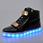Muškarci Proljeće Ljeto Jesen Zima Udobne cipele Modne čizme Osvijetlite Shoes Lakirana kožaAktivnosti u prirodi Ured i karijera Ležeran