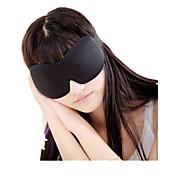 Viaje Máscara de Viaje para Dormir Descanso en Viaje Transpirabilidad Tejido / Algodón