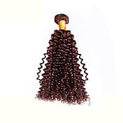 Tejidos Humanos Cabello Cabello Brasileño Ondulado Pequeño 1 Pieza los tejidos de pelo