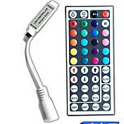 dc5-24vための44のキーカラーのリモートコントロールは、RGBの文字列のライトを導きました